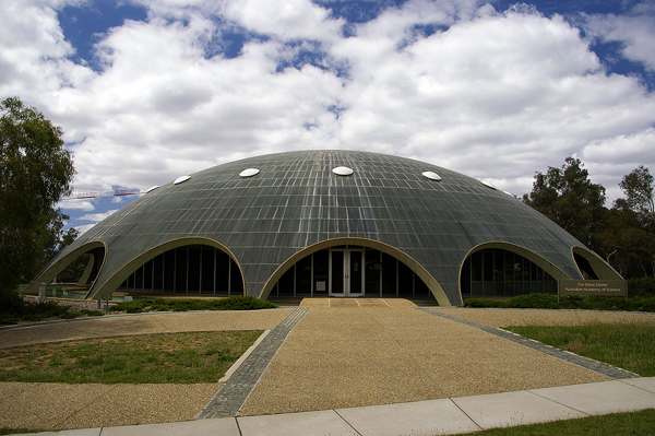 Australian Academy of Science - The Shine Dome (c) CC BY 3.0 - Bidgee