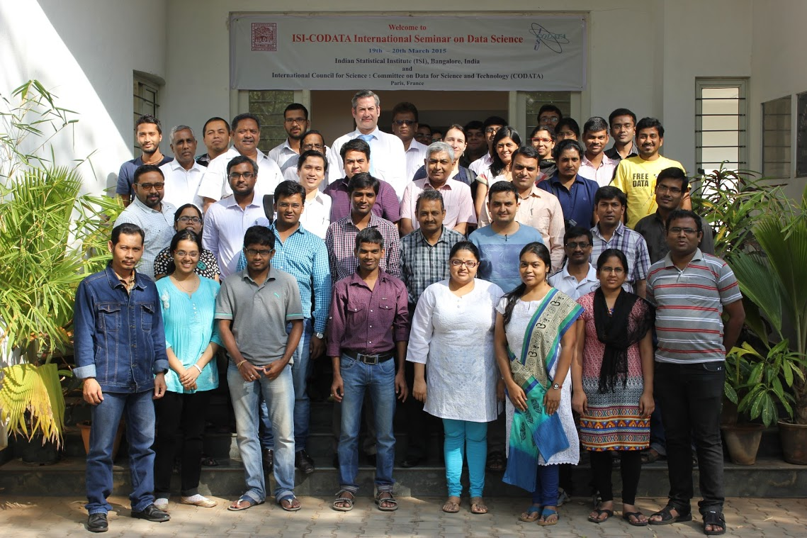 Bangalore workshop attendees