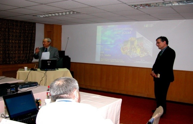 CODATA Hydrates China regional meeting