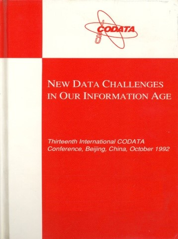 """New Data Challenges in Our Information Age"" publication"