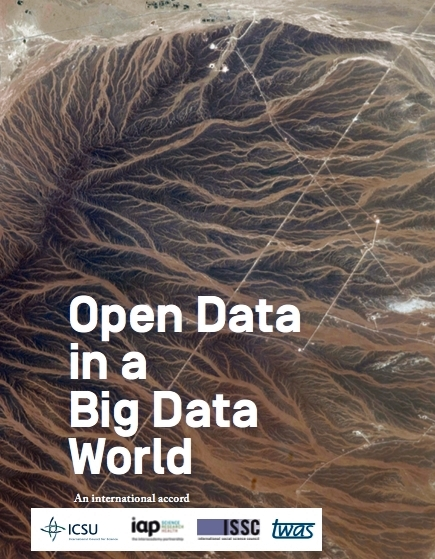 Science International Accord on Open Data in a Big Data World
